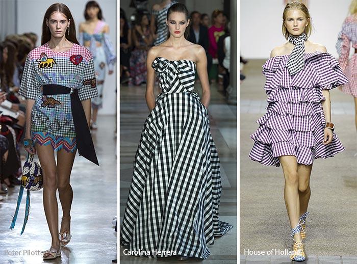Colori E Stampe Moda Abbigliamento Primavera Estate 2017