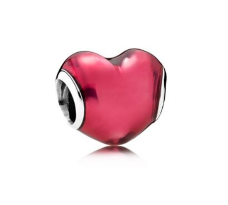 Charm sei nel mio cuore Pandora per san Valentino 2017