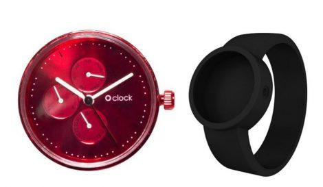 Orologio O Clock di O Bag Orologio O Clock di O Bag 470x273 - O Bag Borse, Portafogli, Orologi e Bracciali in Limited Edition San Valentino 2017