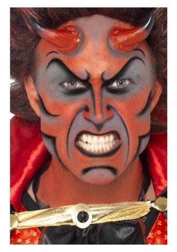 Trucco Carnevale uomo da Diavolo