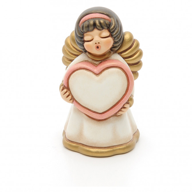 Bomboniera comunione thun bambina angelo con cuore prezzo for Lavagnetta thun prezzo
