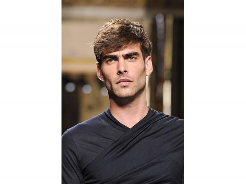Estremamente Idea Taglio capelli corti uomo con ciuffo laterale primavera  CD58