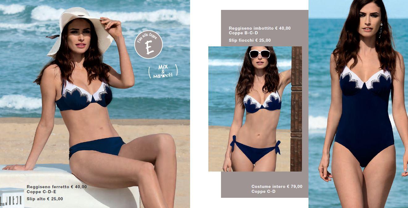 Bikini e Costume intero Lovable estate 2017