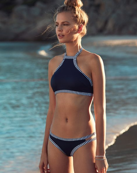 Costume con top crop Goldenpoint modello Riviera 2017 Costume con top crop Goldenpoint modello Riviera 2017 470x592 - Goldenpoint Costumi estate 2017: Catalogo Prezzi
