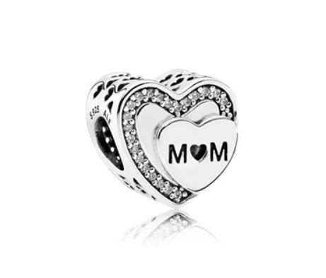 Charm Pandora per Mamma prezzo 39 euro