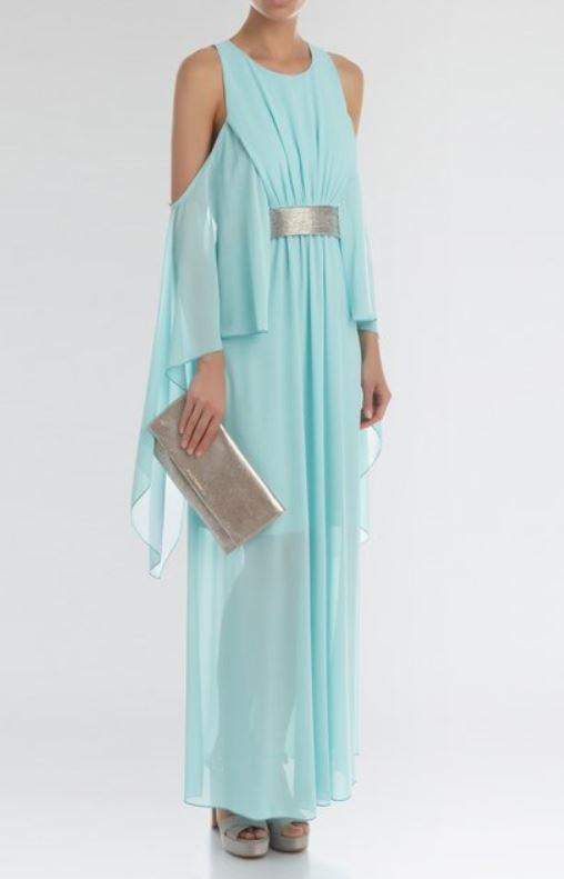 Vestito lungo da cerimonia Rinascimento estate 2017 prezzo 99 euro
