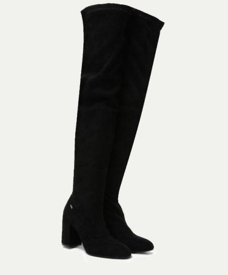 Stivali cuissardes oltre il ginocchio Liu Jo inverno 2018 prezzo 189 euro
