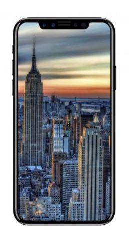 Nuovo iPhone 8 by Benjamin Geskin per iDropnews