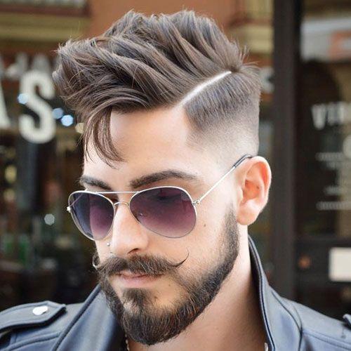 Preferenza Stile uomo Barba alla Van Dyke - The house of blog UD16