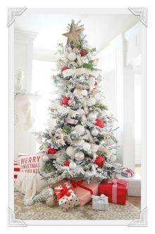 26 Immgini Colori e tendenze Albero di Natale 2017 26 Immgini Colori e tendenze Albero di Natale 2017 220x332 - Colori Albero di Natale 2017
