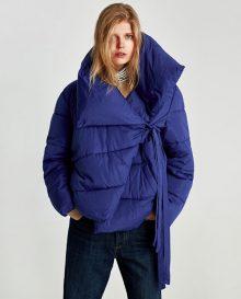 Collezione Piumini e Parka Zara donna inverno 2017 2018