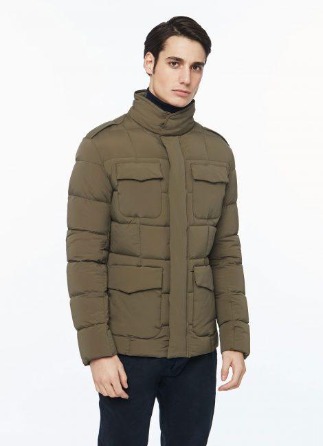 Giubbotto Field Jacket Colmar inverno 2018 prezzo 670 euro Giubbotto Field Jacket Colmar inverno 2018 prezzo 670 euro 470x648 - COLMAR Piumini Uomo Inverno 2018