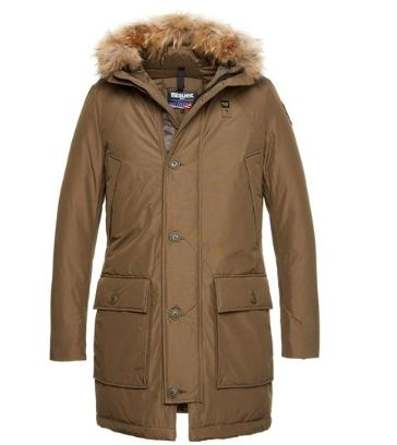 Parka Blauer uomo inverno 2018 prezzo 663 euro