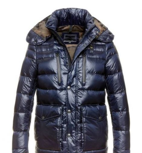 Piumino Blauer uomo inverno 2018 prezzo 438 euro