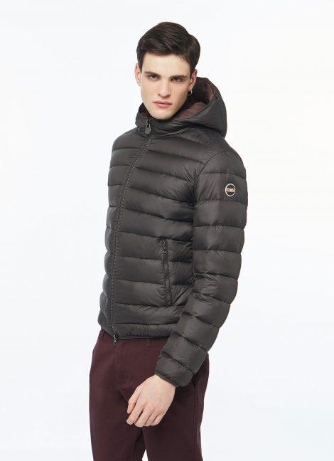Piumino Colmar uomo con cappuccio inverno 2017 2018 prezzo 505 euro