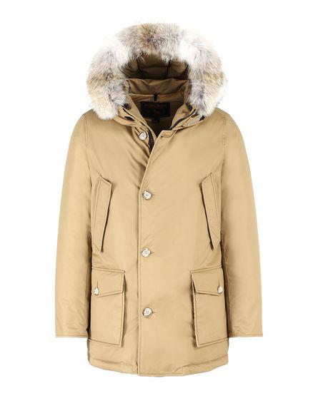Woolrich Laminated Cotton Parka HC inverno 2018 prezzo 790 euro