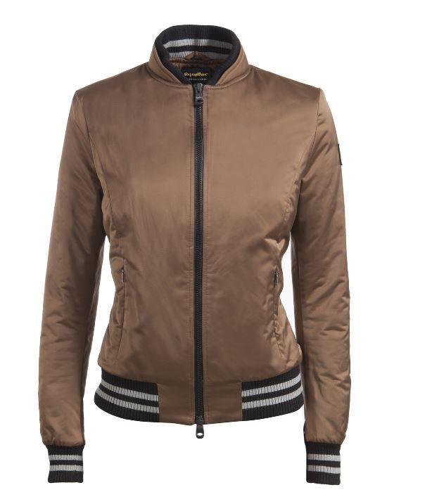 Bomber donna Refrigiwear collezione inverno 2017 2018 prezzo 299 euro modello London Jacket