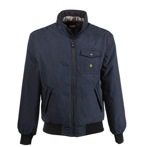 Bomber uomo Refrigiwear mod Hickory jacket collezione inverno 2017 2018 prezzo 285 euro