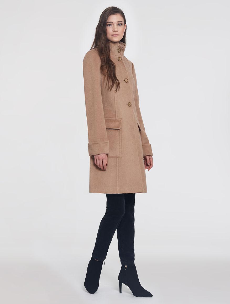 Cappotto in panno di lana Pennyblack inverno 2017 2018 mod Affilare