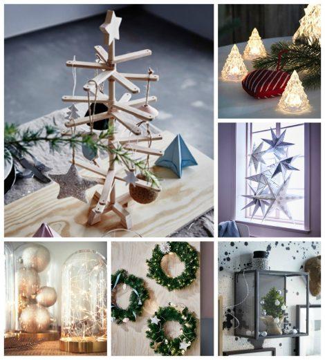 Ikea catalogo natale 2017 the house of blog for Ikea decorazioni