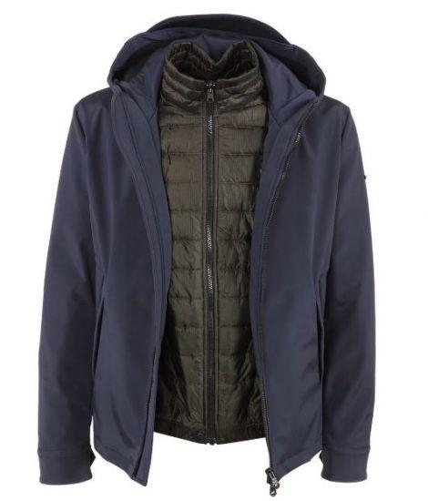Giubbotto Refrigiwear inverno 2017 2018 prezzo 475 euro
