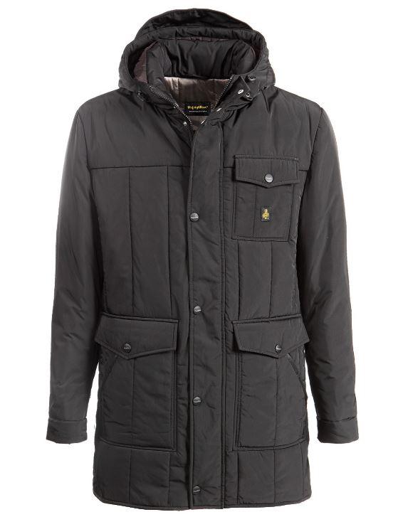 Giubbotto lungo New Horton Jacket Refrigiwear uomo inverno 2018 prezzo 349 euro