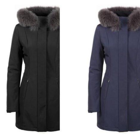 Giubbotto lungo Refrigiwear Lady Tech inverno 2017 2018