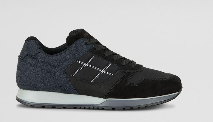 Nuove sneakers Hogan H321 inverno 2018 prezzo 290 euro
