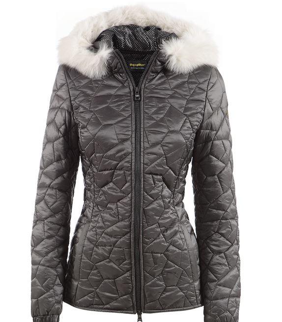 Nuovo piumino Refrigiwear donna modello Geena inverno 2017 2018 prezzo 239 euro