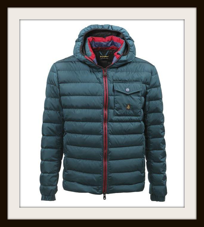 Piumini e Giubbotti Uomo Refrigiwear collezione e prezzi inverno 2018