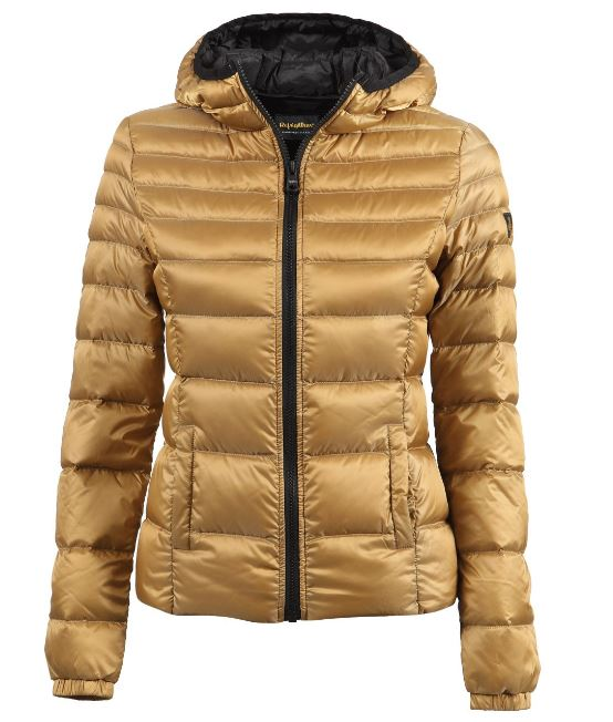 Piumino RefrigiWear donna mod Mead catalogo inverno 2017 2018 prezzo 229 euro