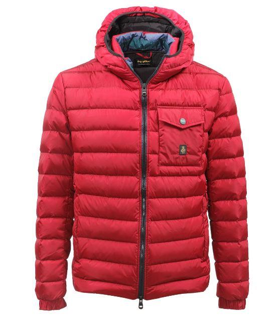 Piumino Refrigiwear Uomo Hunter Jacket inverno 2017 2018 prezzo 199 euro