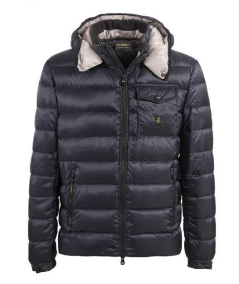 Piumino Refrigiwear Uomo Owenton Jacket inverno 2018 prezzo 295 euro