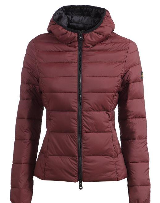 Piumino leggero Refrigiwear donna modello Collyn prezzo 169 euro collezione inverno 2017 2018