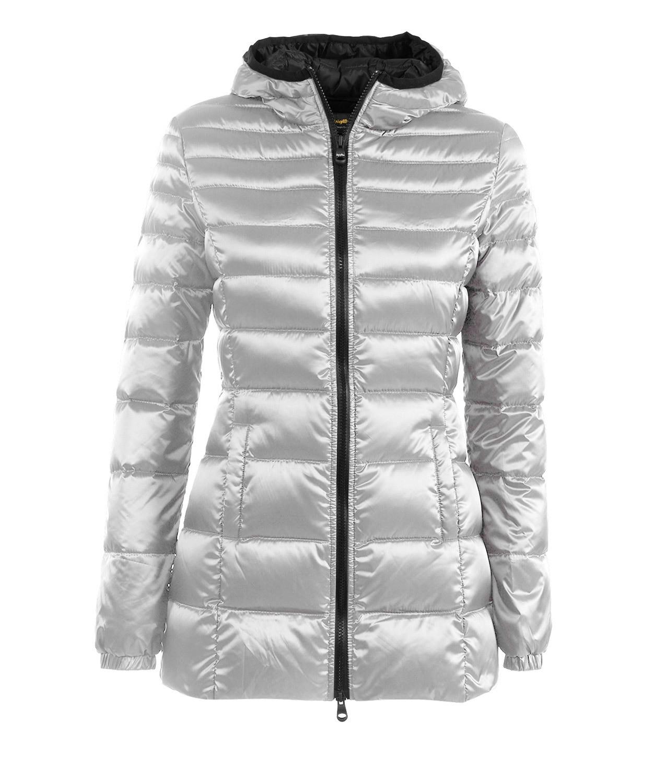 Piumino lungo Refrigiwear donna modello Long Mead collezione inverno 2018 prezzo 295 euro
