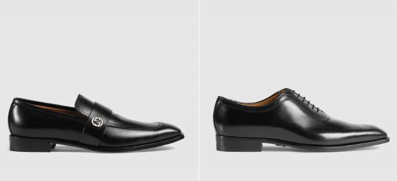 Scarpe eleganti Gucci uomo