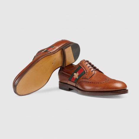 Scarpe francesine uomo Gucci prezzo 695 euro Scarpe francesine uomo Gucci prezzo 695 euro 470x470 - Scarpe Gucci Uomo Inverno 2018