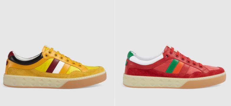 Sneakers Gucci uomo prezzo 495 euro