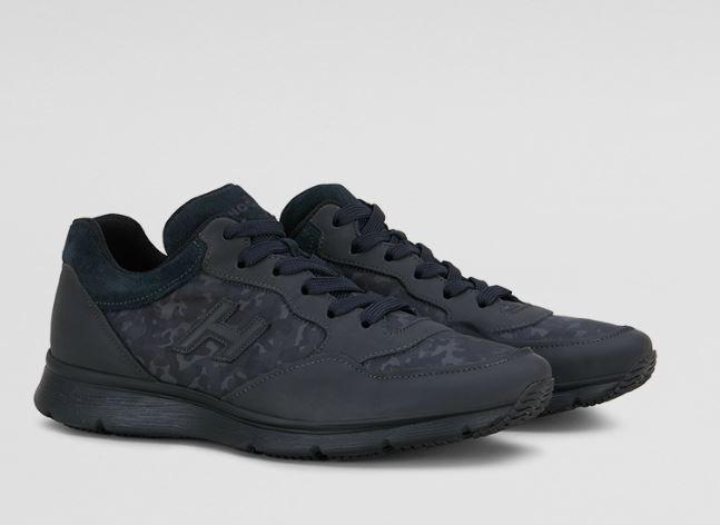 Sneakers Hogan Traditiona Uomo inverno 2018 prezzo 300 euro