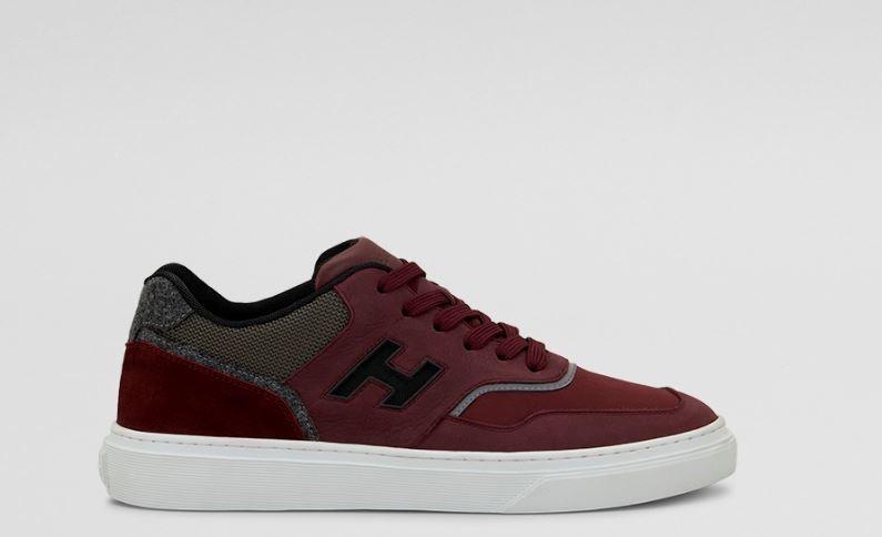 Sneakers Hogan modello H340 prezzo 280 euro