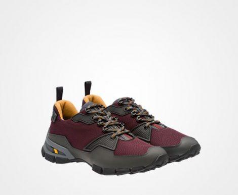 Sneakers Prada uomo prezzo 550 euro