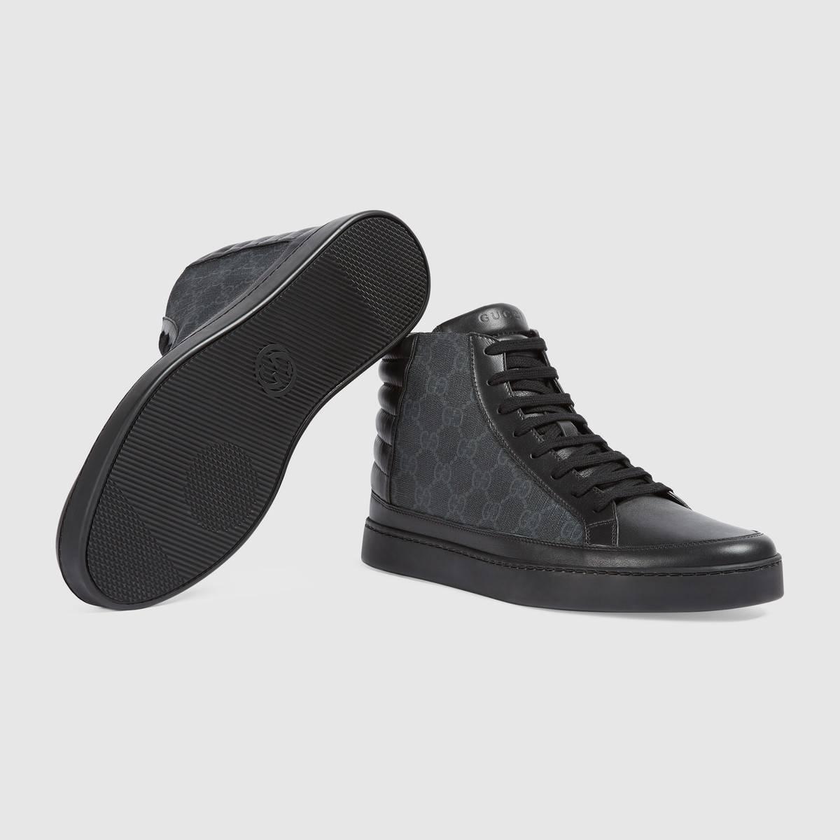 85e07f48ba7 Sneakers alte Gucci uomo prezzo 450 euro ...