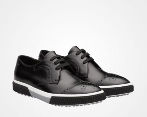 Sneakers eleganti Prada uomo prezzo 520 euro