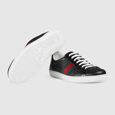 Sneakers uomo gucci prezzo 495 euro
