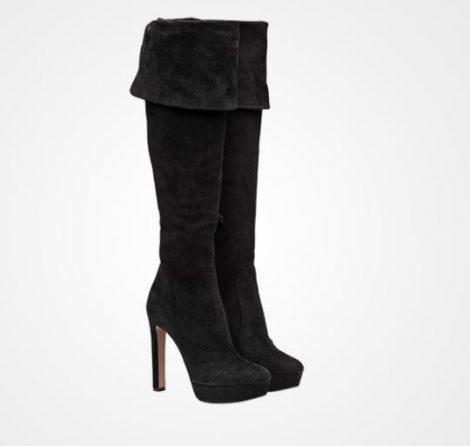 Stivali con tacco alto Prada 1400 euro Stivali con tacco alto Prada 1400 euro 470x446 - Prada Scarpe e Stivali Donna Inverno 2017 2018