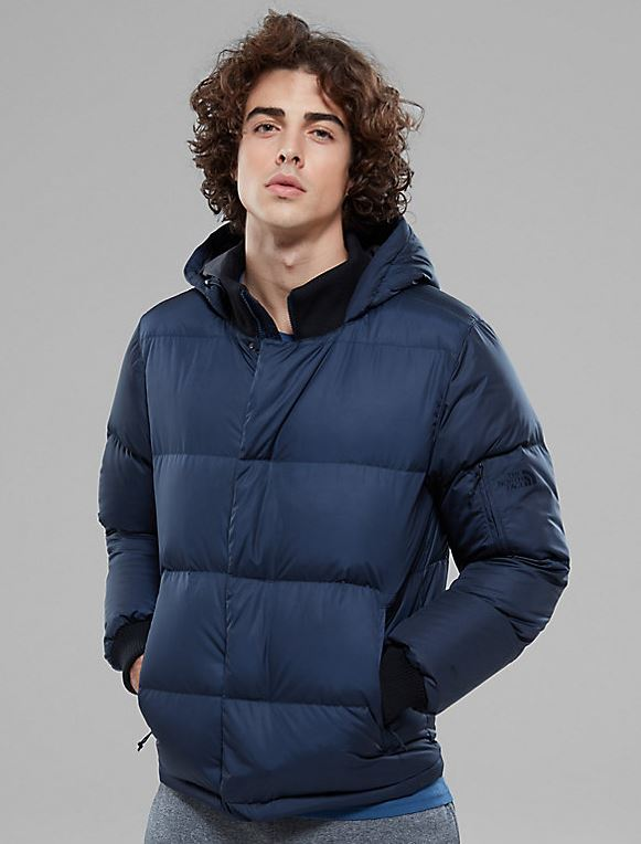 Bomber uomo The North Face inverno 2018 prezzo 260 euro