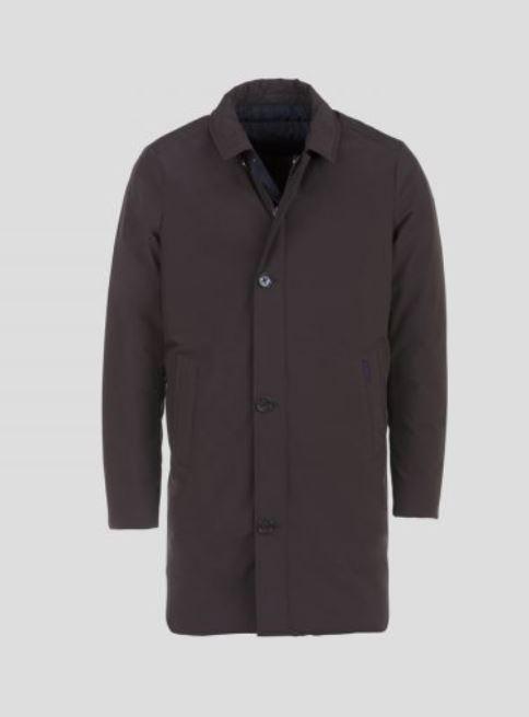 Cappotto reversibile Museum inverno 2017 2018 mod Mayfair