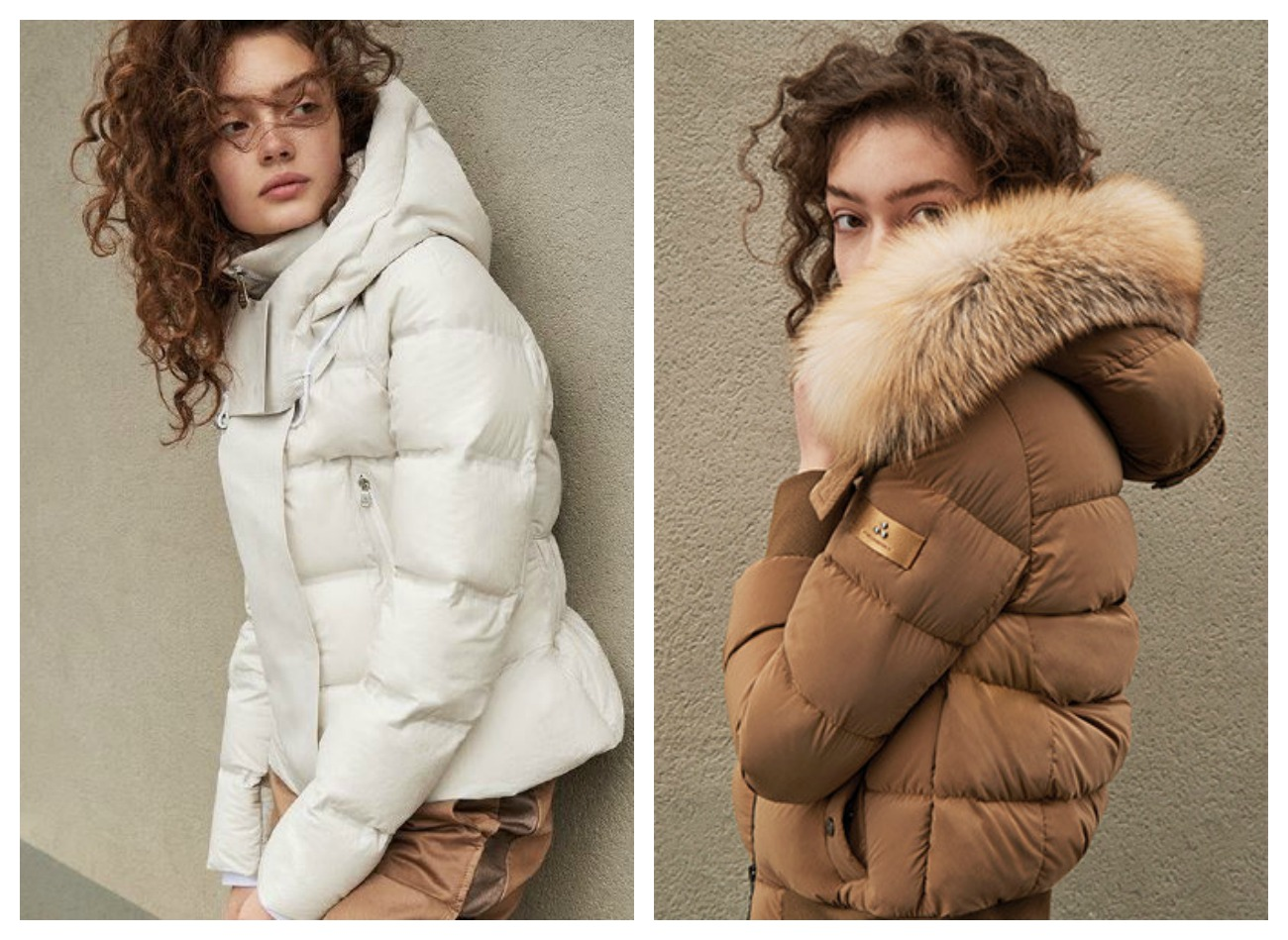 differently 8ff51 daefe Peuterey piumini e parka Donna Inverno 2018 | The house of blog