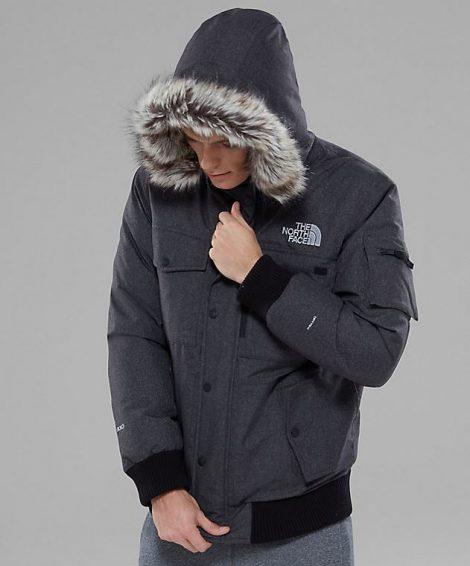 Giubbotto invernale uomo The North Face prezzo 390 euro modello Gotham