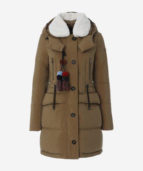 Nuovo Parka Peuterey donna collezione inverno 2018 prezzo 649 euro